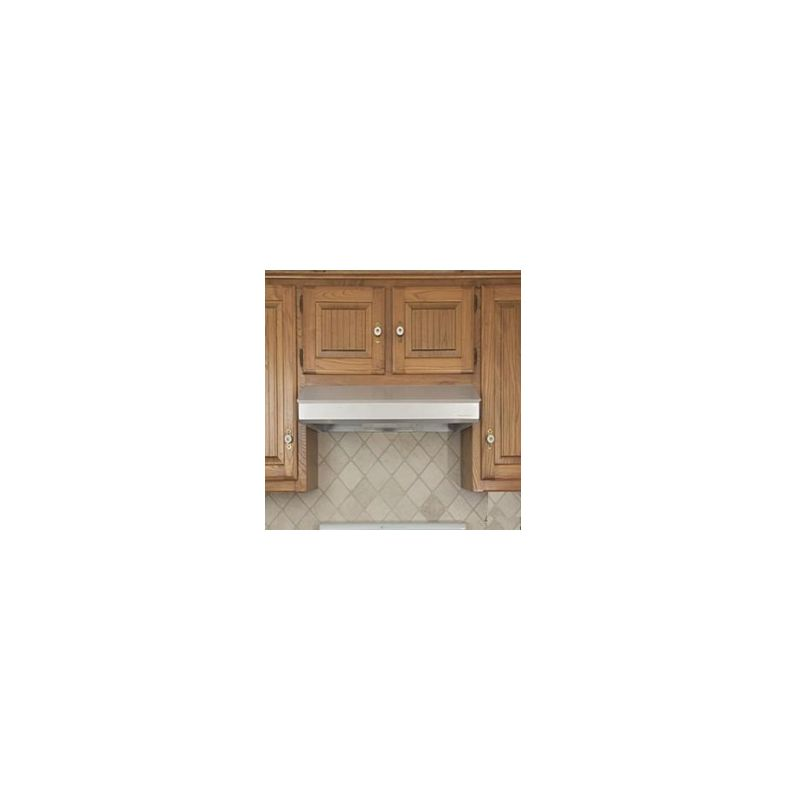 Vent-A-Hood SLH6-K30 250 CFM 30 Under Cabinet Range Hood with a Single Blower a Stainless Steel Range Hood