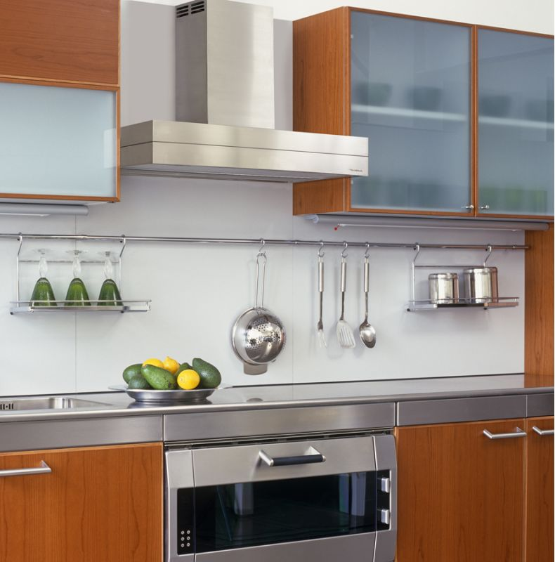 Vent-A-Hood CWEAH6-K48 250 CFM 48 Wall Mounted Duct-Free Air Recovery System (A Stainless Steel Range Hood
