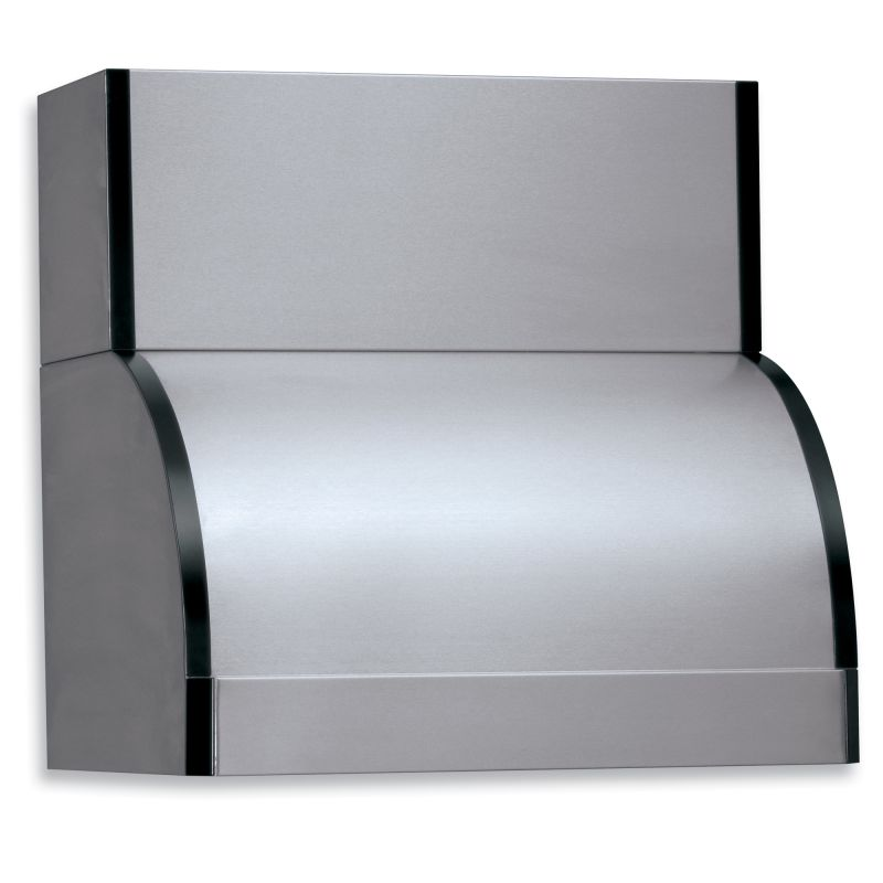 Vent-A-Hood XRH18-130 300 CFM 30 Wall Mounted Range Hood with Halogen Lights Fe Stainless Steel Range Hood