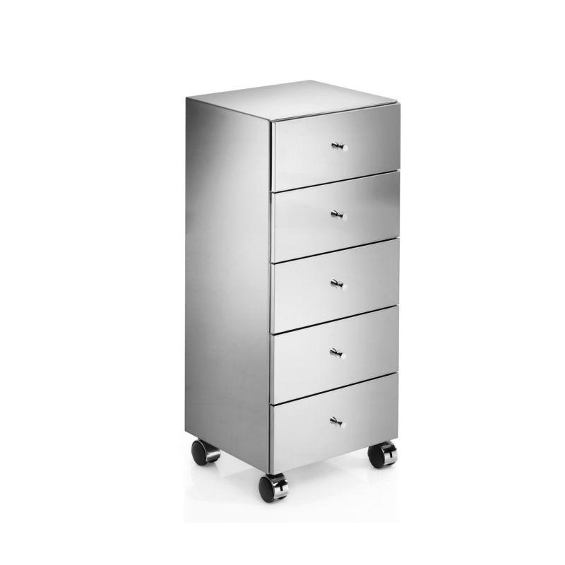 Elegant  Slimline Bathroom  Kitchen SlideOut Storage Drawer Unit  EBay