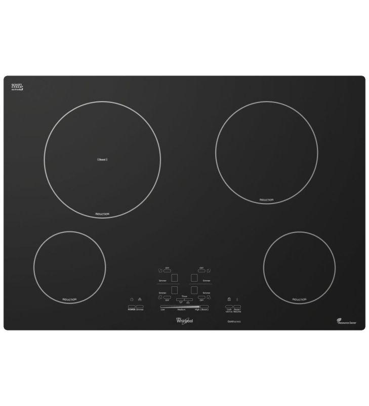 Whirlpool Electric Glass Cooktop ~ Whirlpool cooktops usa