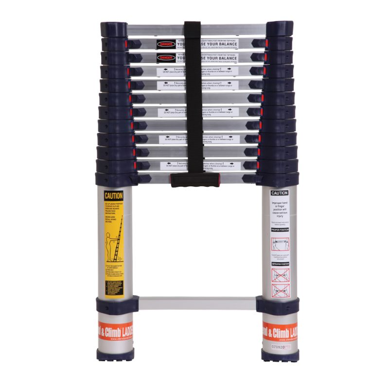 Xtend And Climb Telescoping Ladder Type I Pro Series Aluminum
