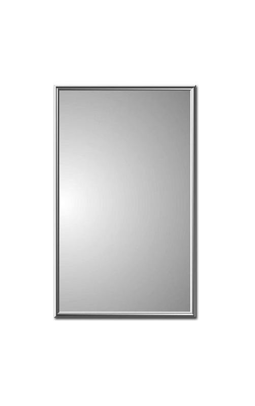 Zaca 11 1 26 32 Chrome Regulus 16 X 26 Recessed Framed Medicine Cabinet