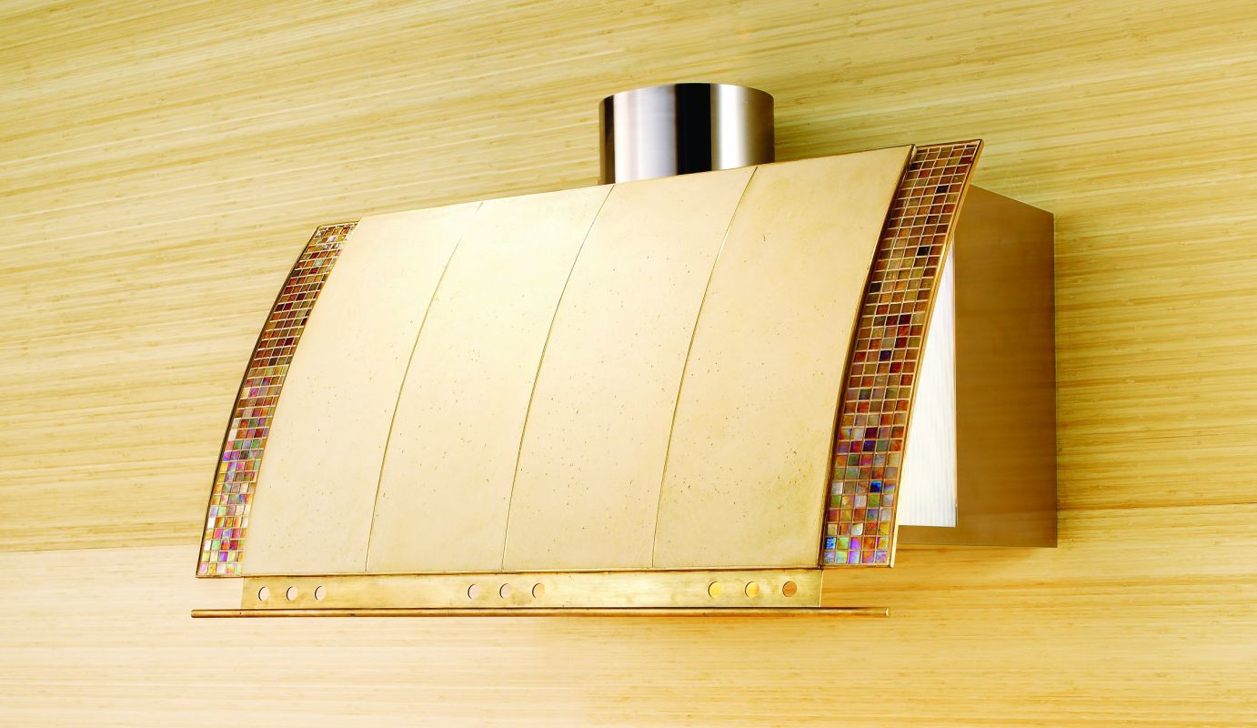 42 Inch Range Hood Part - 45: Zephyr CPA-E42ASX 42 Inch Wide Cheng Wall Mounted Range Hood With Halogen  And In