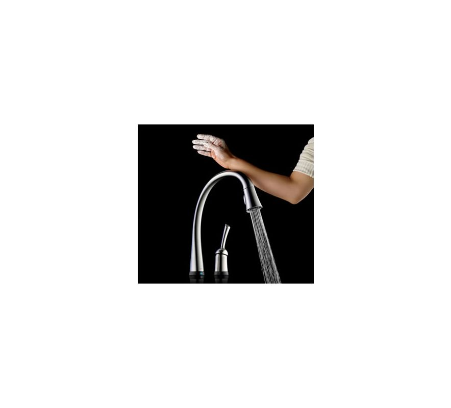 Delta Touch2O Kitchen Faucets