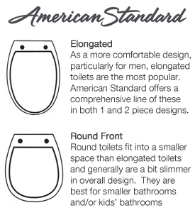 American Standard Toilets Faucetdirect Com