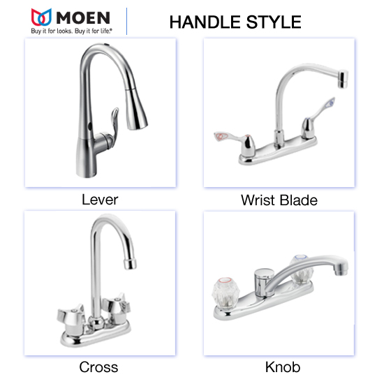 Moen Kitchen Faucets At Faucetdirect Com