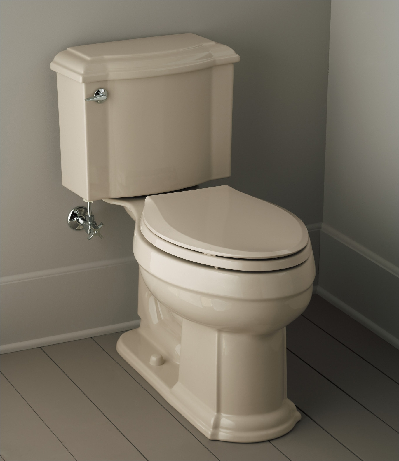 Kohler K 3837 0 White Devonshire 1 28 Gpf Two Piece