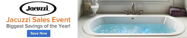 Jacuzzi Sales Event! Extra Savings on the Jacuzzi Experiences you want!